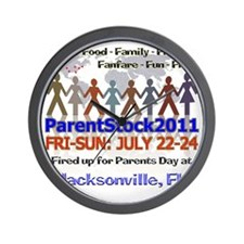 ParentStock4960x4960-Region5 Wall Clock