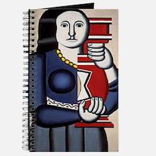 Leger Woman holding a vase 78iPad Journal