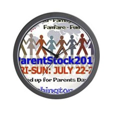 ParentStock4960x4960-Region6 Wall Clock