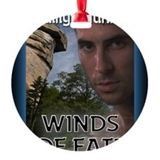Winds of Fate notecard Ornament