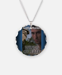 Winds of Fate rect mag Necklace