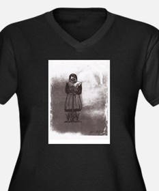 Angel Of Protection Plus Size T-Shirt