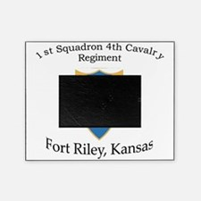 1st Squadron 4th Cav Picture Frame