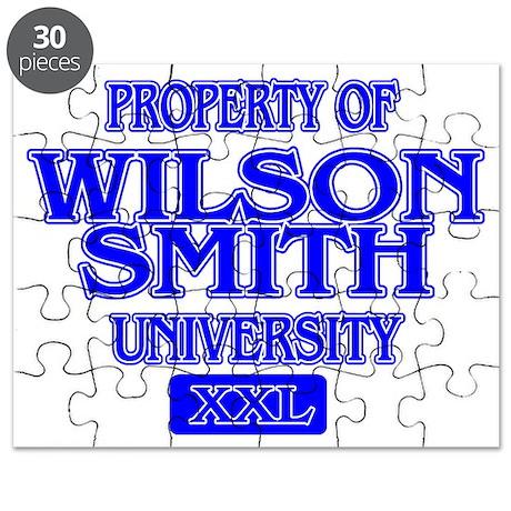 WILSON SMITH Puzzle