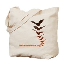 Bat Benevolence Tote Bag