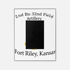 2nd Bn 32nd FA Picture Frame