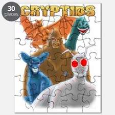 Cryptids Puzzle