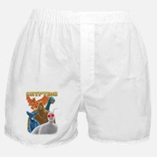 Cryptids Boxer Shorts