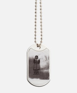 Angel Of Protection Dog Tags