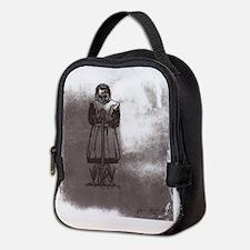 Angel Of Protection Neoprene Lunch Bag