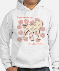 Bulldog Happiness Jumper Hoody