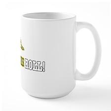 ROLL DUCKS Mug