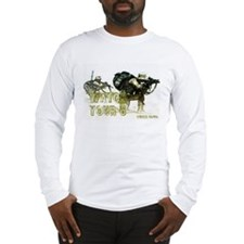 WATCH YOUR 6 Long Sleeve T-Shirt