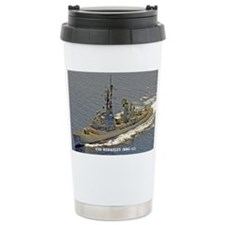 berkeley sticker Travel Mug