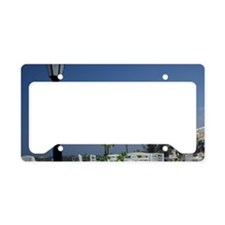 Asia, Sri Lanka, Colombo, Mt. License Plate Holder