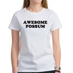 Awesome Possum Women's T-Shirt