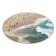 Sydney. World famous Bondi Beach, S Decal