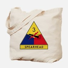 3rd Armored Division - Spearhead Tote Bag