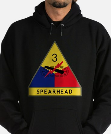 3rd Armored Division - Spearhead Hoodie (dark)