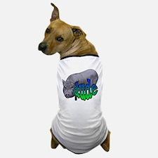 DUDE PIG Dog T-Shirt