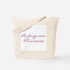 Crown Portuguese Princess Tote Bag