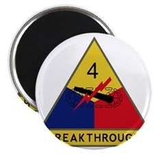 4th Armored Division - Breakthrough Magnet