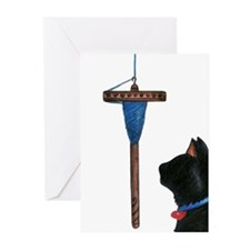 """""""Contemplation"""" Greeting Cards (Pk of 10)"""