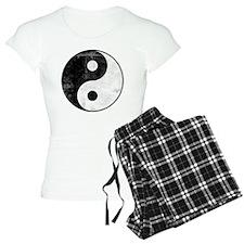 distYinYangT Pajamas