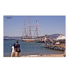 SFBayShipsCov Postcards (Package of 8)