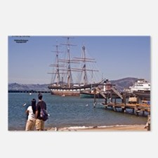 SFBayShipsCov Postcards (Package of 8)