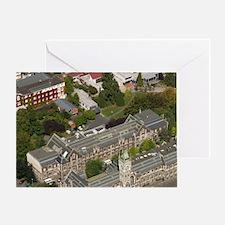 University of Otago, Dunedin, New Ze Greeting Card