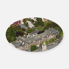 University of Otago, Dunedin, New  Oval Car Magnet