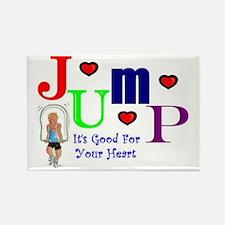 Jump Rectangle Magnet