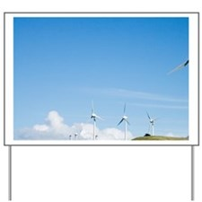 Hau Nui Wind Farm, near Martinborough, W Yard Sign