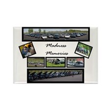 MadnessMemories Rectangle Magnet