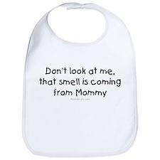 Mommy Smells Bib