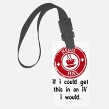 medic_fuel_1 Luggage Tag