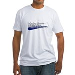 4 Rules Of Chemistry Fitted T-Shirt