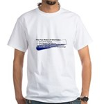 4 Rules Of Chemistry White T-Shirt