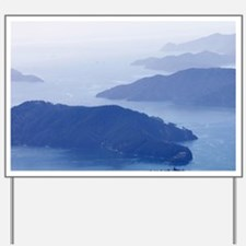 Queen Charlotte Sound, Marlborough Sound Yard Sign