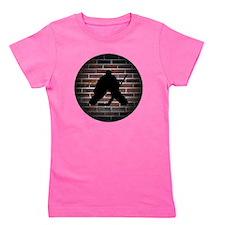 Hockey Goalie Girl's Tee