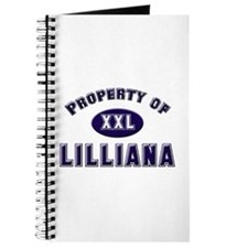 Property of lilliana Journal