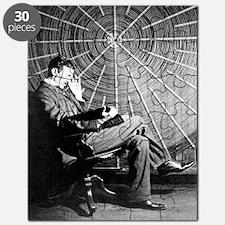 Tesla Puzzles Tesla Jigsaw Puzzle Templates Puzzles