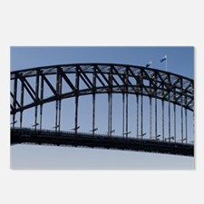 Opera House and Harbour B Postcards (Package of 8)