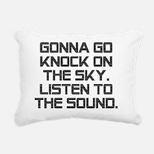 SKY Rectangular Canvas Pillow