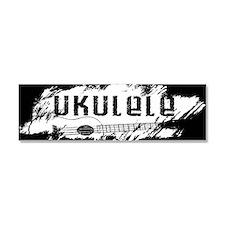 Ukulele Uke Car Magnet 10 x 3