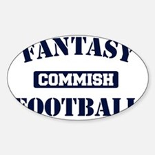Fantasy-Football-Commish Decal
