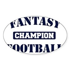 Fantasy-Football-Champion-POstyle Decal