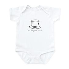 Formal Wear Infant Bodysuit