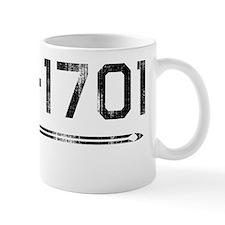 ncc-1701 worn Mug